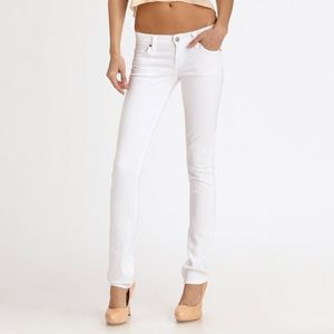 Citizens of Humanity White Jeans
